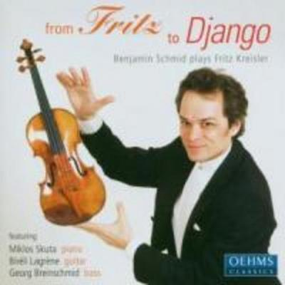 From Fritz To Django