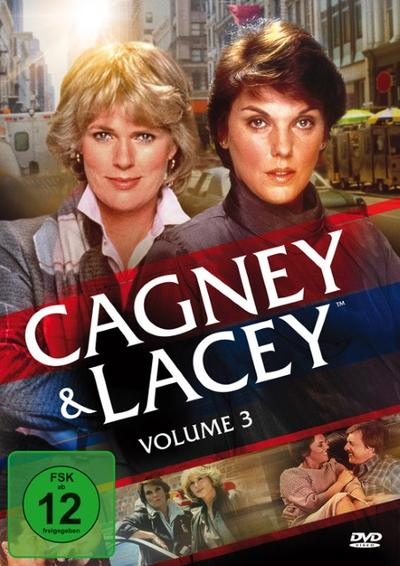 Cagney & Lacey, Volume 3
