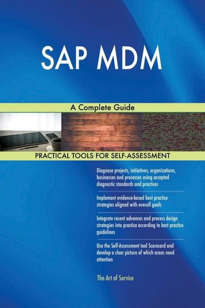 SAP MDM A Complete Guide