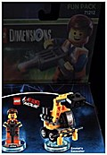 LEGO Dimensions, Fun Pack, The LEGO Movie, Emmet, 2 Figuren