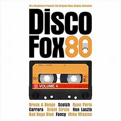 Disco Fox 80 Vol.4-The Orig