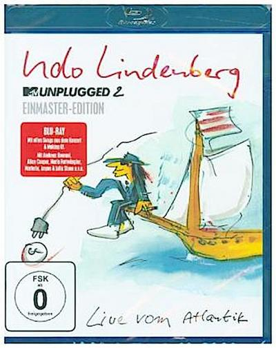 MTV Unplugged - Live vom Atlantik. Vol.2, 1 Blu-ray (Einmaster-Edition)