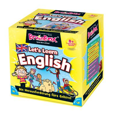 Brain Box - Let's Learn English
