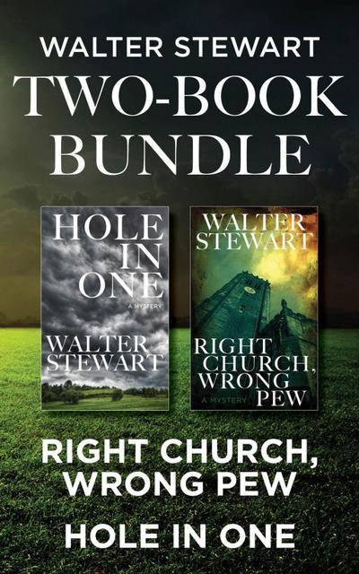 Walter Stewart Two-Book Bundle