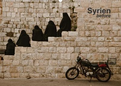 Syrien (Posterbuch DIN A4 quer)