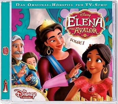 Disney - Elena von Avalor 01: Die Krönung / Schwesterherz