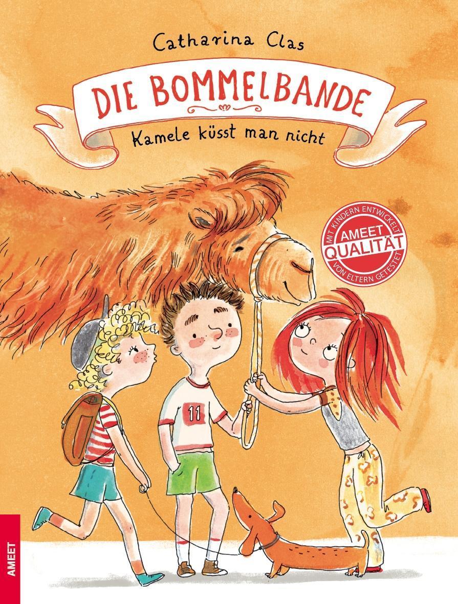 Die Bommelbande - Kamele küsst man nicht, Catharina Clas