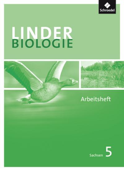 LINDER Biologie 5. Arbeitsheft. Sachsen