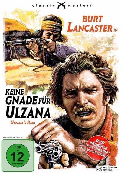 Keine Gnade für Ulzana, 1 DVD