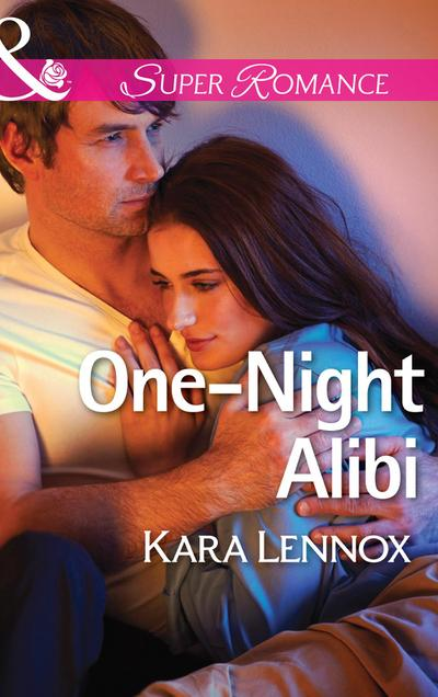 One-Night Alibi (Mills & Boon Superromance) (Project Justice, Book 7)
