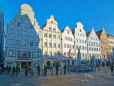 Augsburg - 500 Teile (Puzzle)