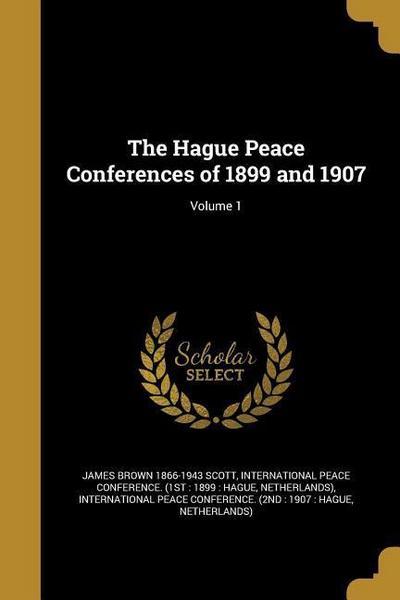 HAGUE PEACE CONFERENCES OF 189