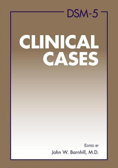 DSM-5® Clinical Cases