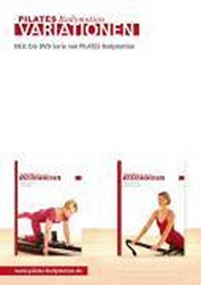 Pilates Bodymotion Variationen Allegro Level 1 bis 3