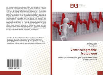 Ventriculographie isotopique