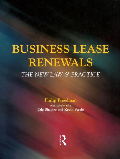 Business Lease Renewals