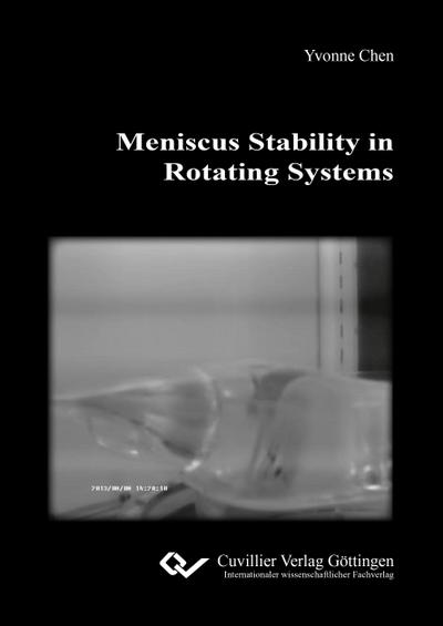 Meniscus Stability in Rotating Systems