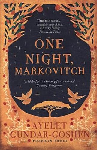 Ayelet Gundar-Goshen ~ One Night, Markovitch 9781782271635