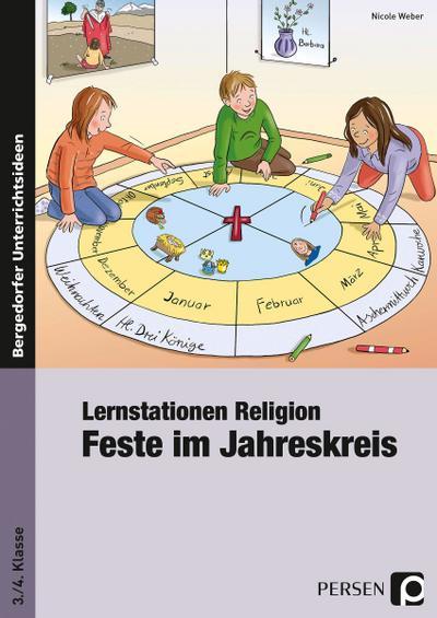 Lernstationen Religion: Feste im Jahreskreis