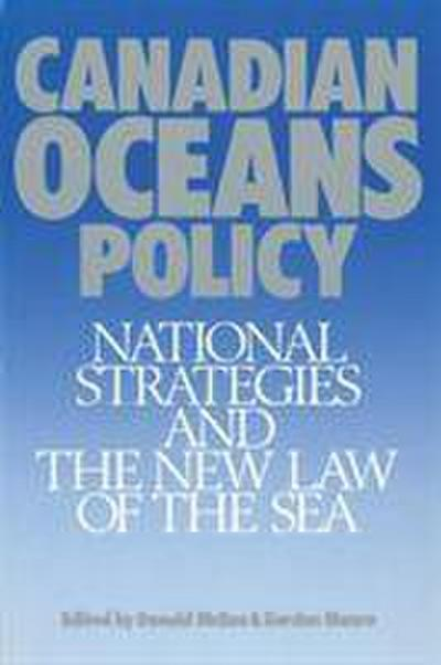 Canadian Oceans Policy