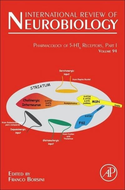Pharmacology of 5-HT6 receptors