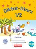 Diktat-Stars 1./2. Schuljahr. Übungsheft mit Tingfunktion