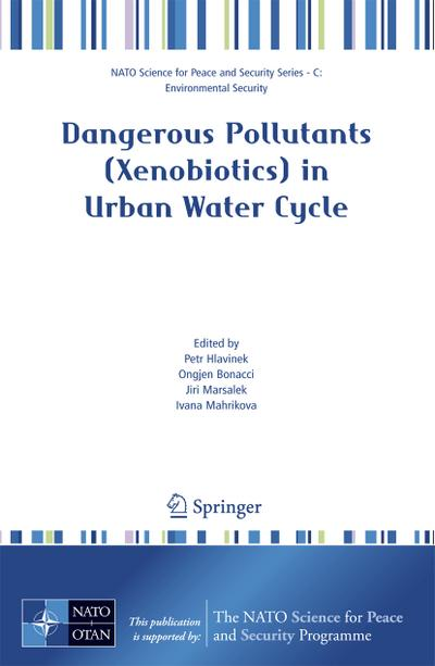 Dangerous Pollutants (Xenobiotics) in Urban Water Cycle