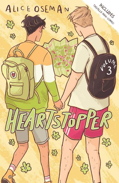 Heartstopper. Vol.3