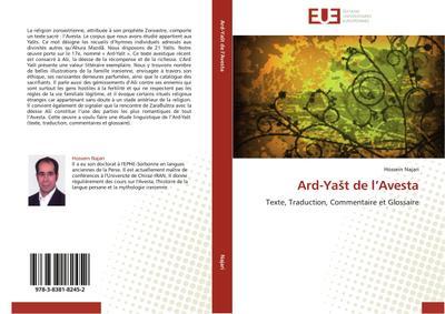 Ard-YaSt de l'Avesta