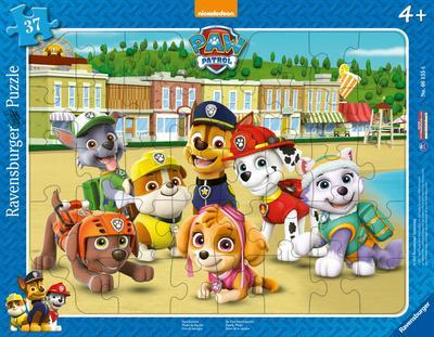Familienfoto (Kinderpuzzle)