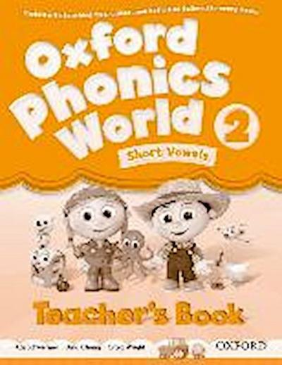 Oxford Phonics World 2 Teacher's Book