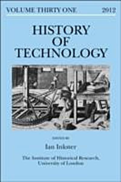 History of Technology Volume 31