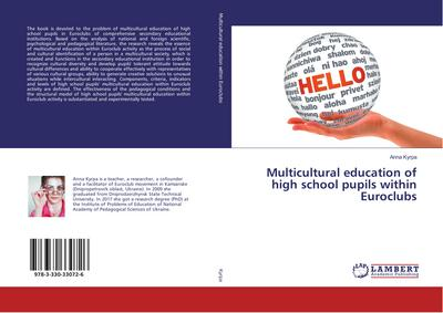 Multicultural education of high school pupils within Euroclubs