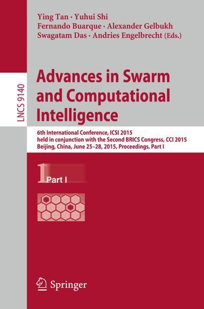 Advances in Swarm and Computational Intelligence