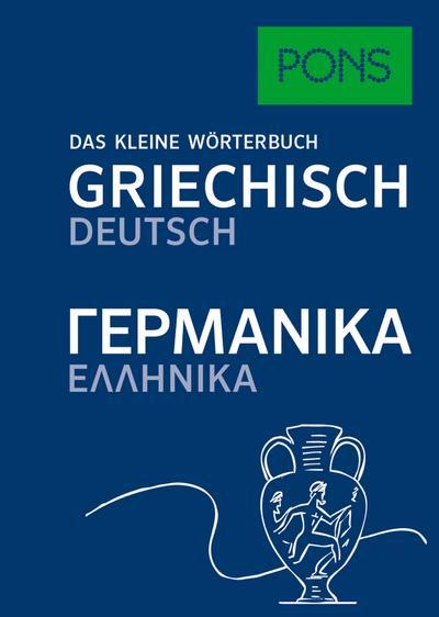 PONS Das kleine Wörterbuch Griechisch