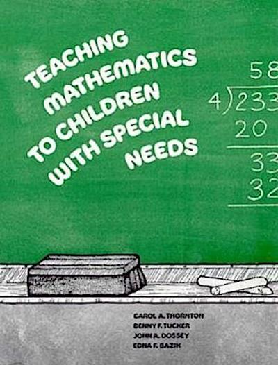 Teaching Mathematics to Children with Special Needs