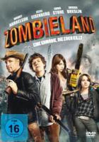 Zombieland, 1 DVD