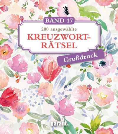 Kreuzworträtsel Deluxe Groß- Band 17