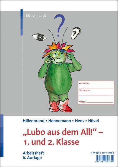 'Lubo aus dem All!' – 1. und 2. Klasse: Arbeitsheft