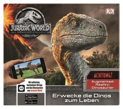 Jurassic World - Das gefallene Königreich: Erwecke die Dinos zum Leben