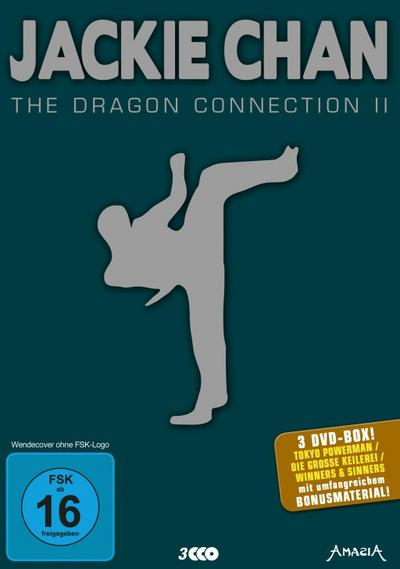 Jackie Chan - The Dragon Connection 2 DVD-Box