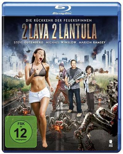 2 Lava 2 Lantula - Die Rückkehr der Feuerspinnen