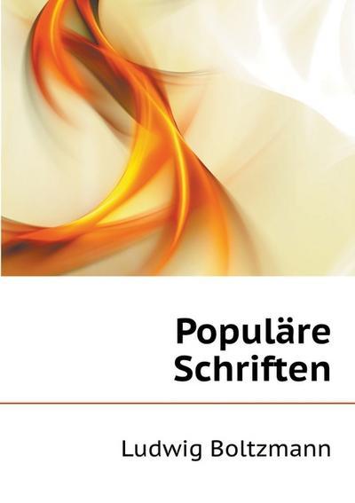 Populäre Schriften (German Edition)