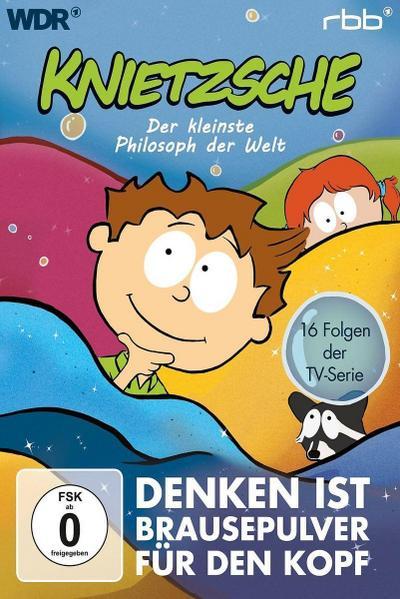 Knietzsche - Der kleinste Philosoph der Welt, 1 DVD