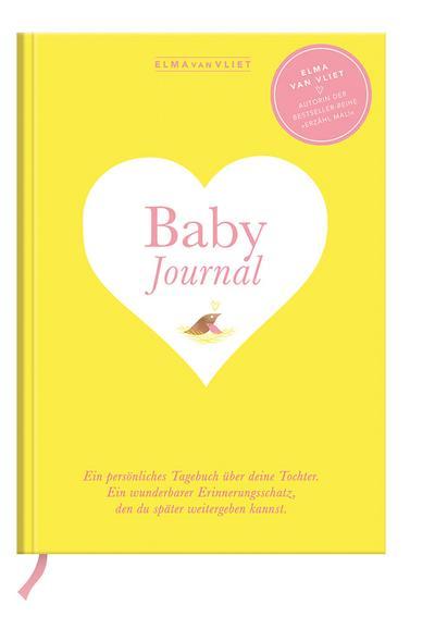 Baby Journal: Für meine Tochter