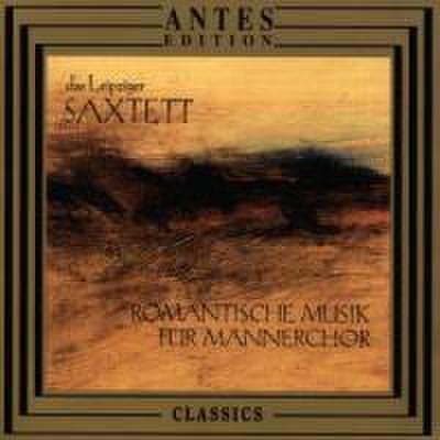 Romant. Musik F. Maennerchor