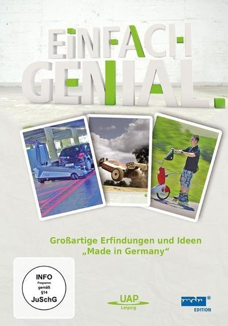 EINFACH GENIAL - Das kultige MDR-Magazin über Erfinder und ihre genialen Id ...