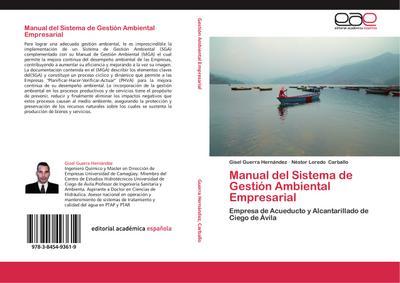 Manual del Sistema de Gestión Ambiental Empresarial