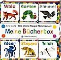 Meine Bücherbox - Die kleine Raupe Nimmersatt