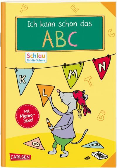 schlau-fur-die-schule-ich-kann-schon-das-abc-kleiner-lernspa-fur-die-schultute, 4.72 EUR @ rheinberg